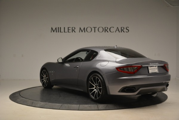 Used 2014 Maserati GranTurismo Sport for sale Sold at Alfa Romeo of Westport in Westport CT 06880 3