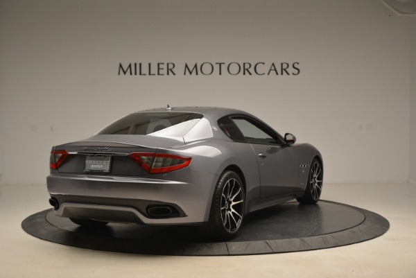 Used 2014 Maserati GranTurismo Sport for sale Sold at Alfa Romeo of Westport in Westport CT 06880 5