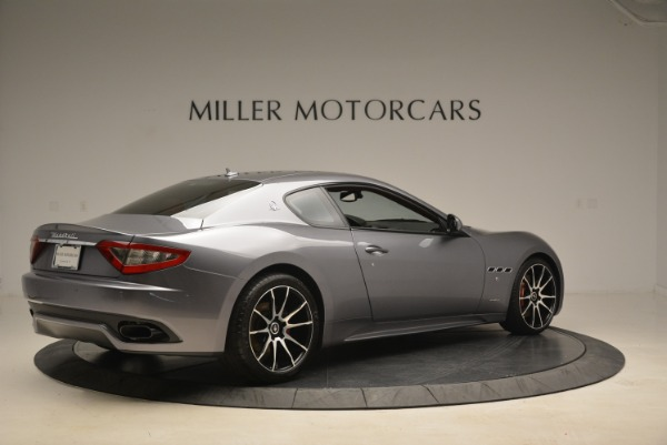 Used 2014 Maserati GranTurismo Sport for sale Sold at Alfa Romeo of Westport in Westport CT 06880 6