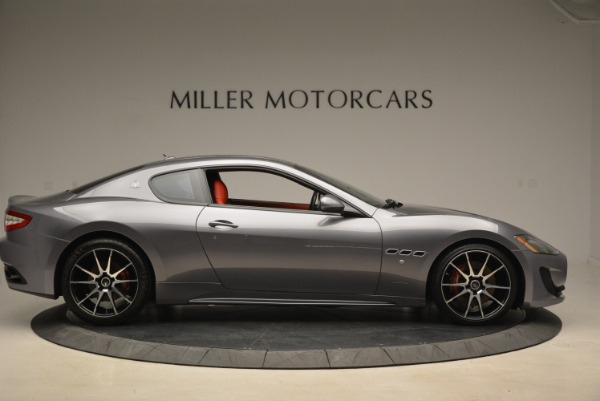 Used 2014 Maserati GranTurismo Sport for sale Sold at Alfa Romeo of Westport in Westport CT 06880 7
