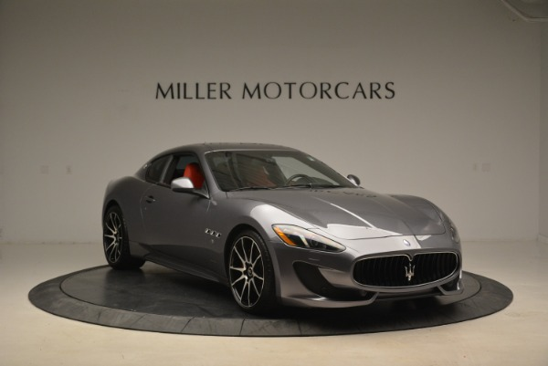 Used 2014 Maserati GranTurismo Sport for sale Sold at Alfa Romeo of Westport in Westport CT 06880 9