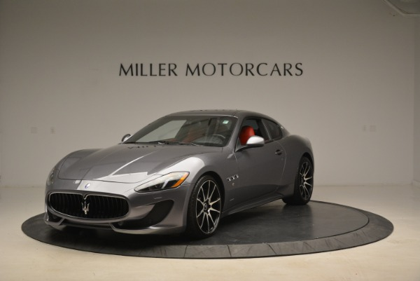 Used 2014 Maserati GranTurismo Sport for sale Sold at Alfa Romeo of Westport in Westport CT 06880 1