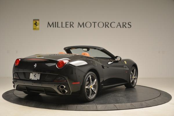 Used 2014 Ferrari California 30 for sale Sold at Alfa Romeo of Westport in Westport CT 06880 7