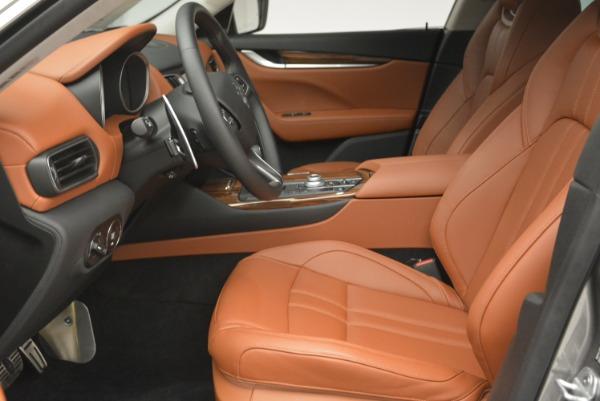 New 2018 Maserati Levante Q4 GranSport for sale Sold at Alfa Romeo of Westport in Westport CT 06880 19