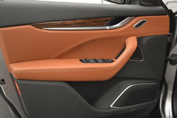 New 2018 Maserati Levante Q4 GranSport for sale Sold at Alfa Romeo of Westport in Westport CT 06880 21
