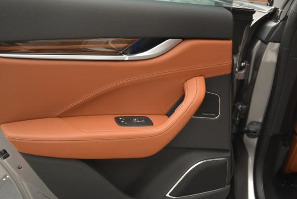 New 2018 Maserati Levante Q4 GranSport for sale Sold at Alfa Romeo of Westport in Westport CT 06880 23