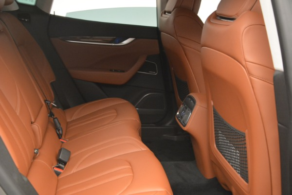 New 2018 Maserati Levante Q4 GranSport for sale Sold at Alfa Romeo of Westport in Westport CT 06880 26