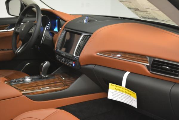 New 2018 Maserati Levante Q4 GranSport for sale Sold at Alfa Romeo of Westport in Westport CT 06880 28