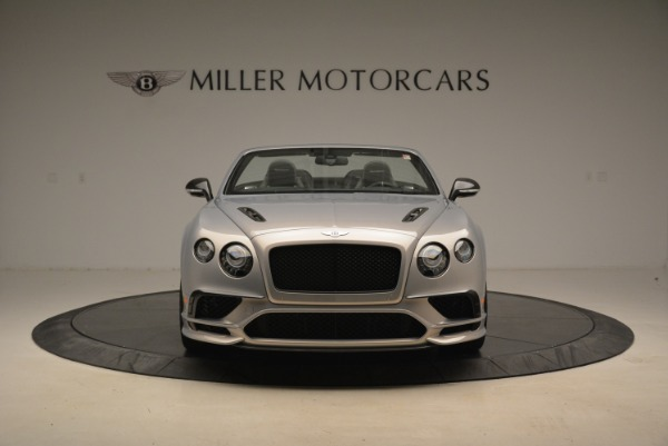 Used 2018 Bentley Continental GT Supersports Convertible for sale Sold at Alfa Romeo of Westport in Westport CT 06880 12