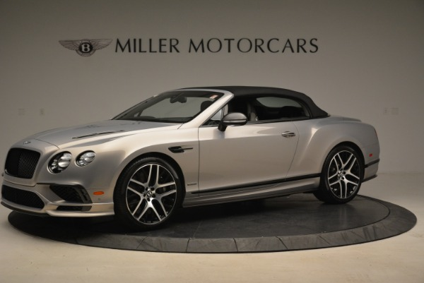 Used 2018 Bentley Continental GT Supersports Convertible for sale Sold at Alfa Romeo of Westport in Westport CT 06880 13
