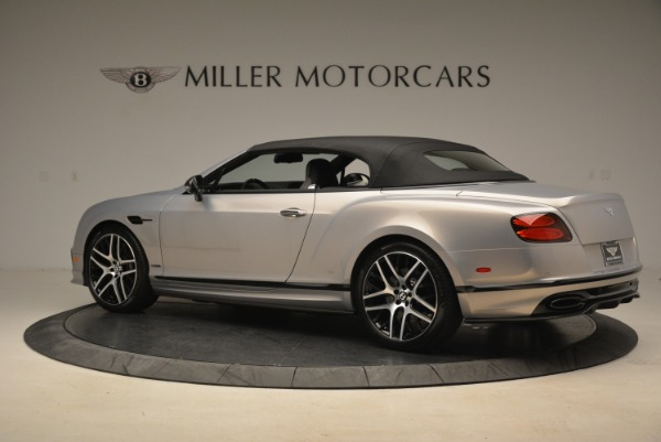 Used 2018 Bentley Continental GT Supersports Convertible for sale Sold at Alfa Romeo of Westport in Westport CT 06880 15