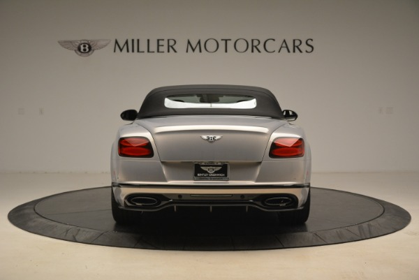 Used 2018 Bentley Continental GT Supersports Convertible for sale Sold at Alfa Romeo of Westport in Westport CT 06880 16
