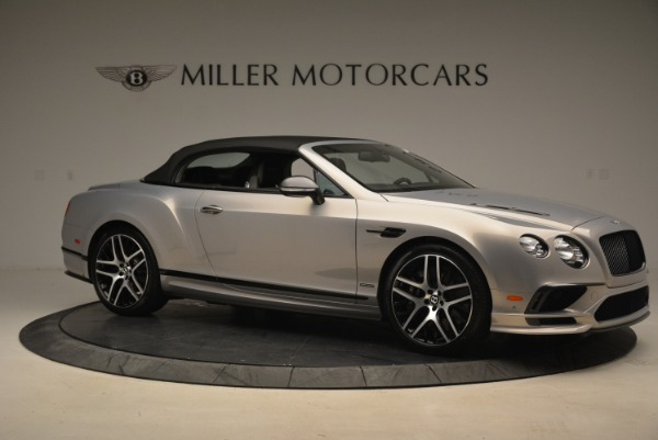 Used 2018 Bentley Continental GT Supersports Convertible for sale Sold at Alfa Romeo of Westport in Westport CT 06880 19