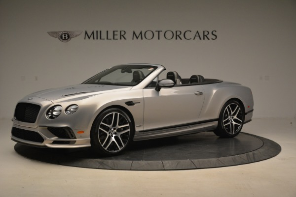 Used 2018 Bentley Continental GT Supersports Convertible for sale Sold at Alfa Romeo of Westport in Westport CT 06880 2