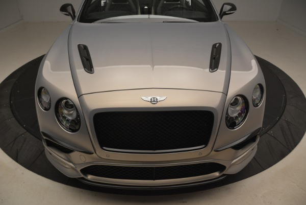 Used 2018 Bentley Continental GT Supersports Convertible for sale Sold at Alfa Romeo of Westport in Westport CT 06880 20