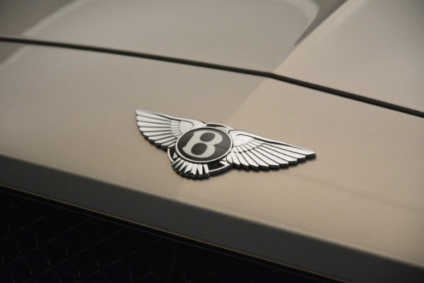 Used 2018 Bentley Continental GT Supersports Convertible for sale Sold at Alfa Romeo of Westport in Westport CT 06880 21