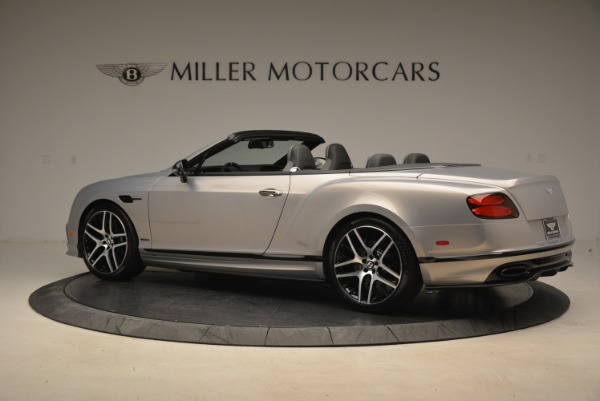 Used 2018 Bentley Continental GT Supersports Convertible for sale Sold at Alfa Romeo of Westport in Westport CT 06880 4