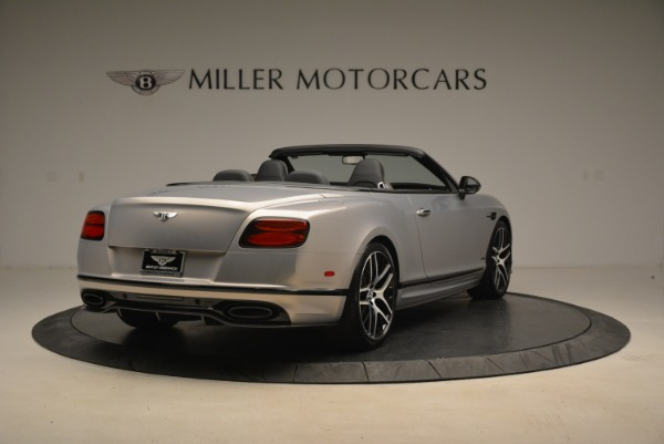 Used 2018 Bentley Continental GT Supersports Convertible for sale Sold at Alfa Romeo of Westport in Westport CT 06880 7