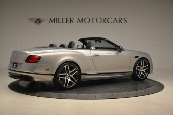 Used 2018 Bentley Continental GT Supersports Convertible for sale Sold at Alfa Romeo of Westport in Westport CT 06880 8