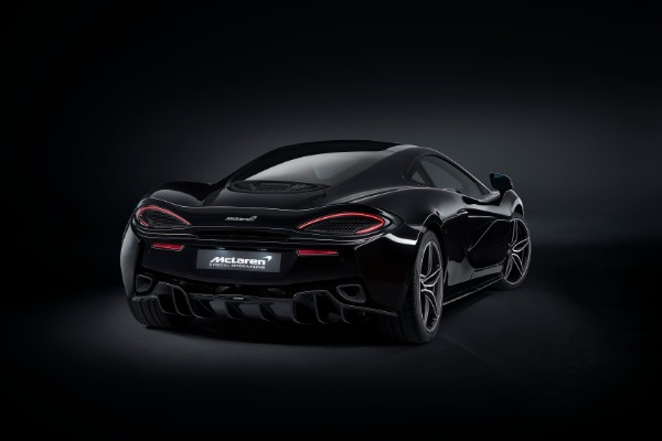 New 2018 MCLAREN 570GT MSO COLLECTION - LIMITED EDITION for sale Sold at Alfa Romeo of Westport in Westport CT 06880 2