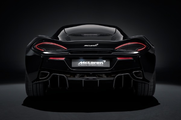 New 2018 MCLAREN 570GT MSO COLLECTION - LIMITED EDITION for sale Sold at Alfa Romeo of Westport in Westport CT 06880 4
