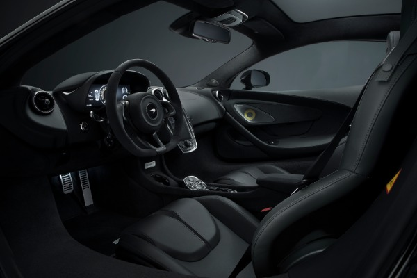 New 2018 MCLAREN 570GT MSO COLLECTION - LIMITED EDITION for sale Sold at Alfa Romeo of Westport in Westport CT 06880 7