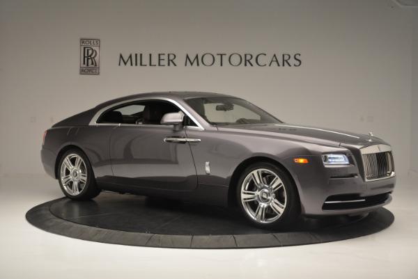 Used 2016 Rolls-Royce Wraith for sale Sold at Alfa Romeo of Westport in Westport CT 06880 10