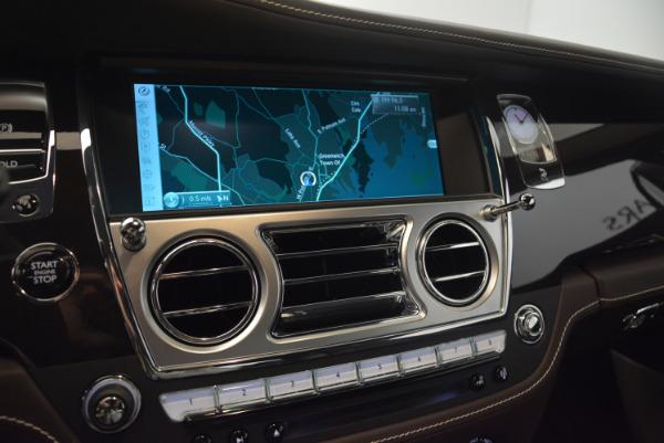Used 2016 Rolls-Royce Wraith for sale Sold at Alfa Romeo of Westport in Westport CT 06880 19