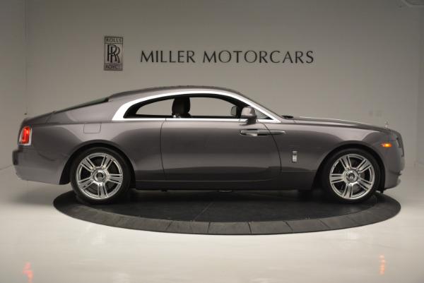 Used 2016 Rolls-Royce Wraith for sale Sold at Alfa Romeo of Westport in Westport CT 06880 9
