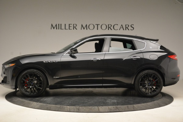 New 2018 Maserati Levante S Q4 Gransport for sale Sold at Alfa Romeo of Westport in Westport CT 06880 3