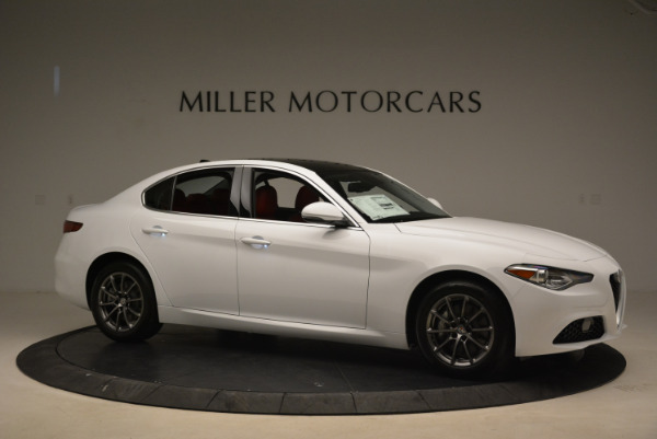 New 2018 Alfa Romeo Giulia Q4 for sale Sold at Alfa Romeo of Westport in Westport CT 06880 10