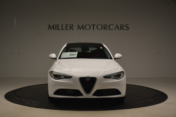New 2018 Alfa Romeo Giulia Q4 for sale Sold at Alfa Romeo of Westport in Westport CT 06880 12
