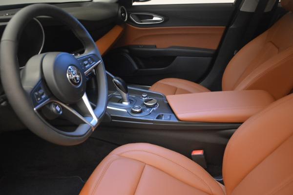 New 2018 Alfa Romeo Giulia Q4 for sale Sold at Alfa Romeo of Westport in Westport CT 06880 14