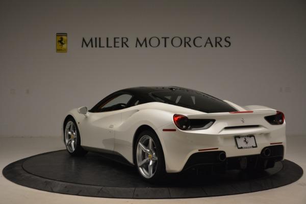 Used 2016 Ferrari 488 GTB for sale Sold at Alfa Romeo of Westport in Westport CT 06880 5