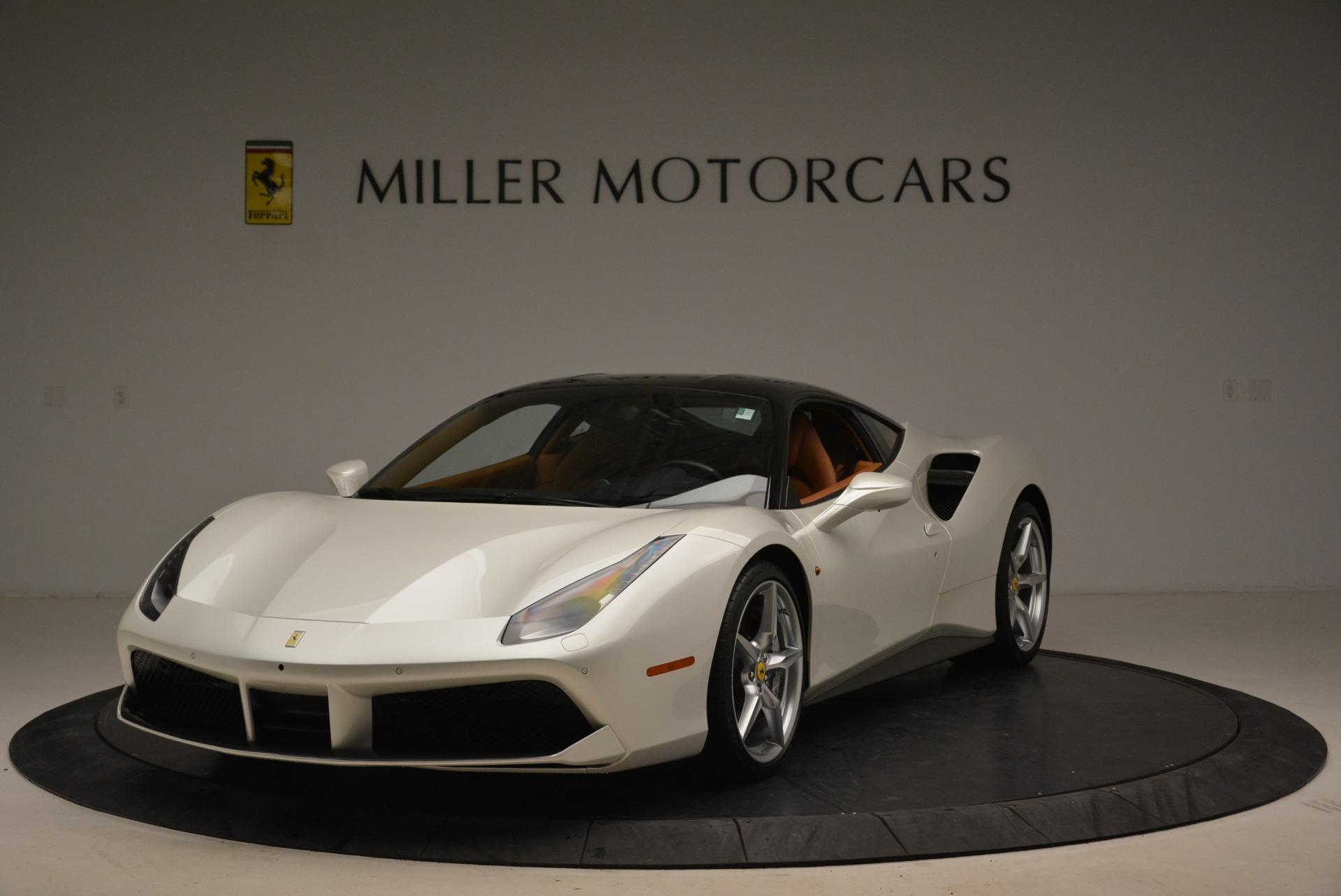 Used 2016 Ferrari 488 GTB for sale Sold at Alfa Romeo of Westport in Westport CT 06880 1