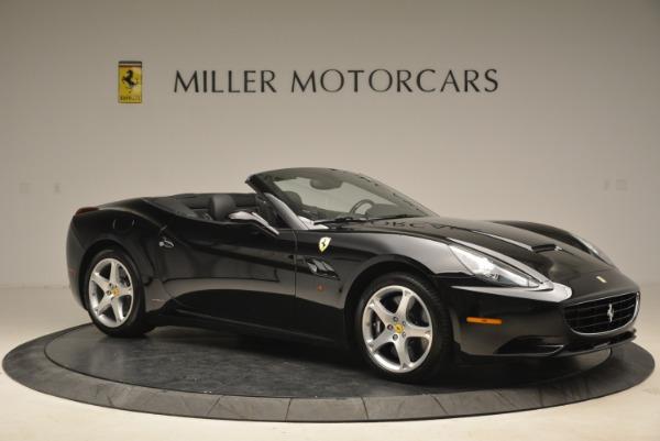 Used 2009 Ferrari California for sale Sold at Alfa Romeo of Westport in Westport CT 06880 10