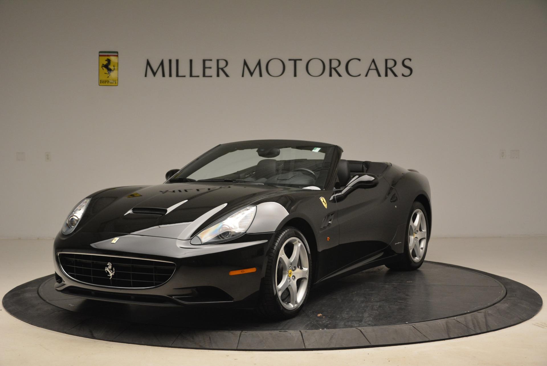 Used 2009 Ferrari California for sale Sold at Alfa Romeo of Westport in Westport CT 06880 1