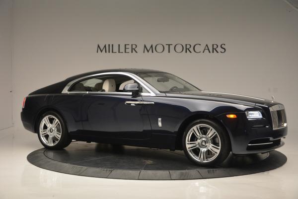 New 2016 Rolls-Royce Wraith for sale Sold at Alfa Romeo of Westport in Westport CT 06880 10