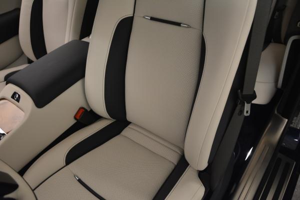 New 2016 Rolls-Royce Wraith for sale Sold at Alfa Romeo of Westport in Westport CT 06880 25