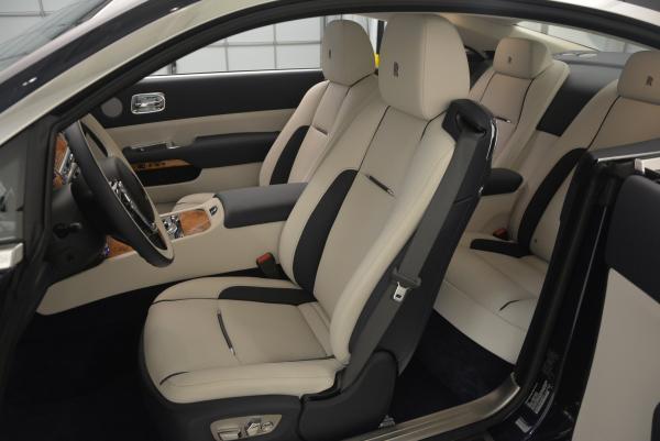 New 2016 Rolls-Royce Wraith for sale Sold at Alfa Romeo of Westport in Westport CT 06880 27