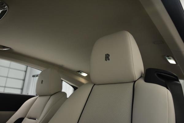 New 2016 Rolls-Royce Wraith for sale Sold at Alfa Romeo of Westport in Westport CT 06880 28
