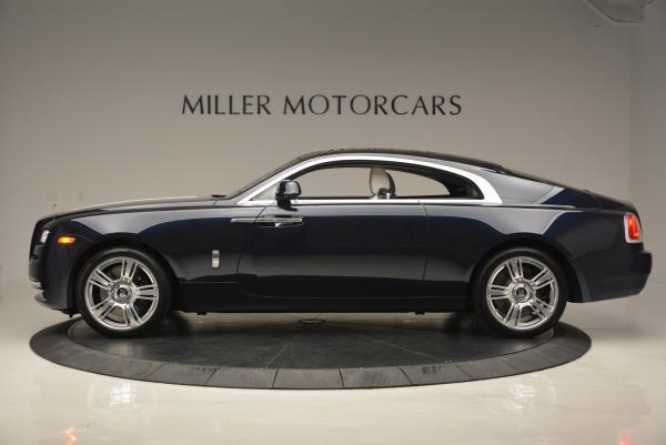New 2016 Rolls-Royce Wraith for sale Sold at Alfa Romeo of Westport in Westport CT 06880 3