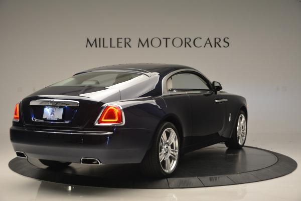 New 2016 Rolls-Royce Wraith for sale Sold at Alfa Romeo of Westport in Westport CT 06880 7