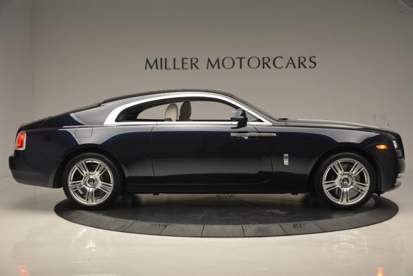 New 2016 Rolls-Royce Wraith for sale Sold at Alfa Romeo of Westport in Westport CT 06880 9