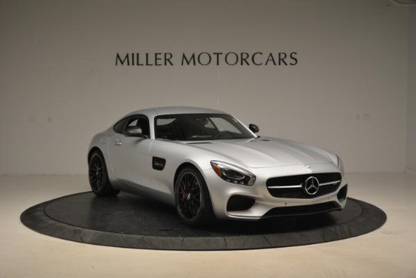 Used 2016 Mercedes-Benz AMG GT S for sale Sold at Alfa Romeo of Westport in Westport CT 06880 11