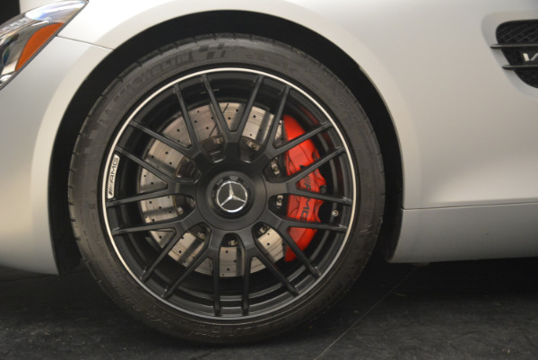 Used 2016 Mercedes-Benz AMG GT S for sale Sold at Alfa Romeo of Westport in Westport CT 06880 13