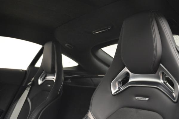Used 2016 Mercedes-Benz AMG GT S for sale Sold at Alfa Romeo of Westport in Westport CT 06880 15