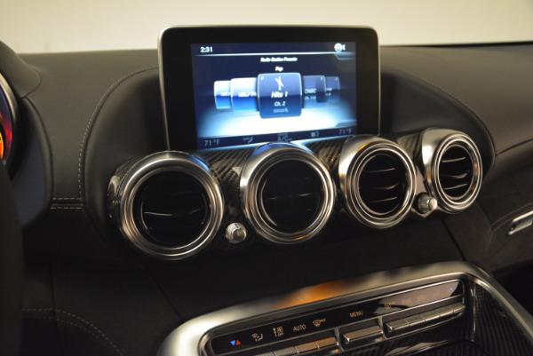 Used 2016 Mercedes-Benz AMG GT S for sale Sold at Alfa Romeo of Westport in Westport CT 06880 16