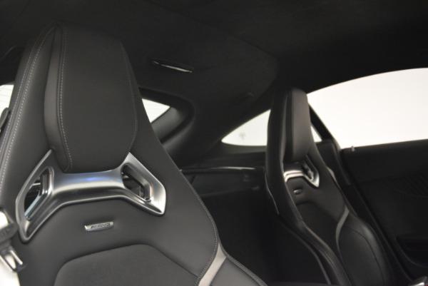 Used 2016 Mercedes-Benz AMG GT S for sale Sold at Alfa Romeo of Westport in Westport CT 06880 18