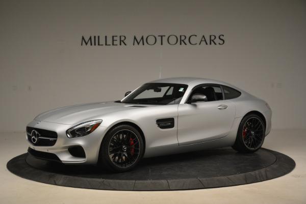 Used 2016 Mercedes-Benz AMG GT S for sale Sold at Alfa Romeo of Westport in Westport CT 06880 2